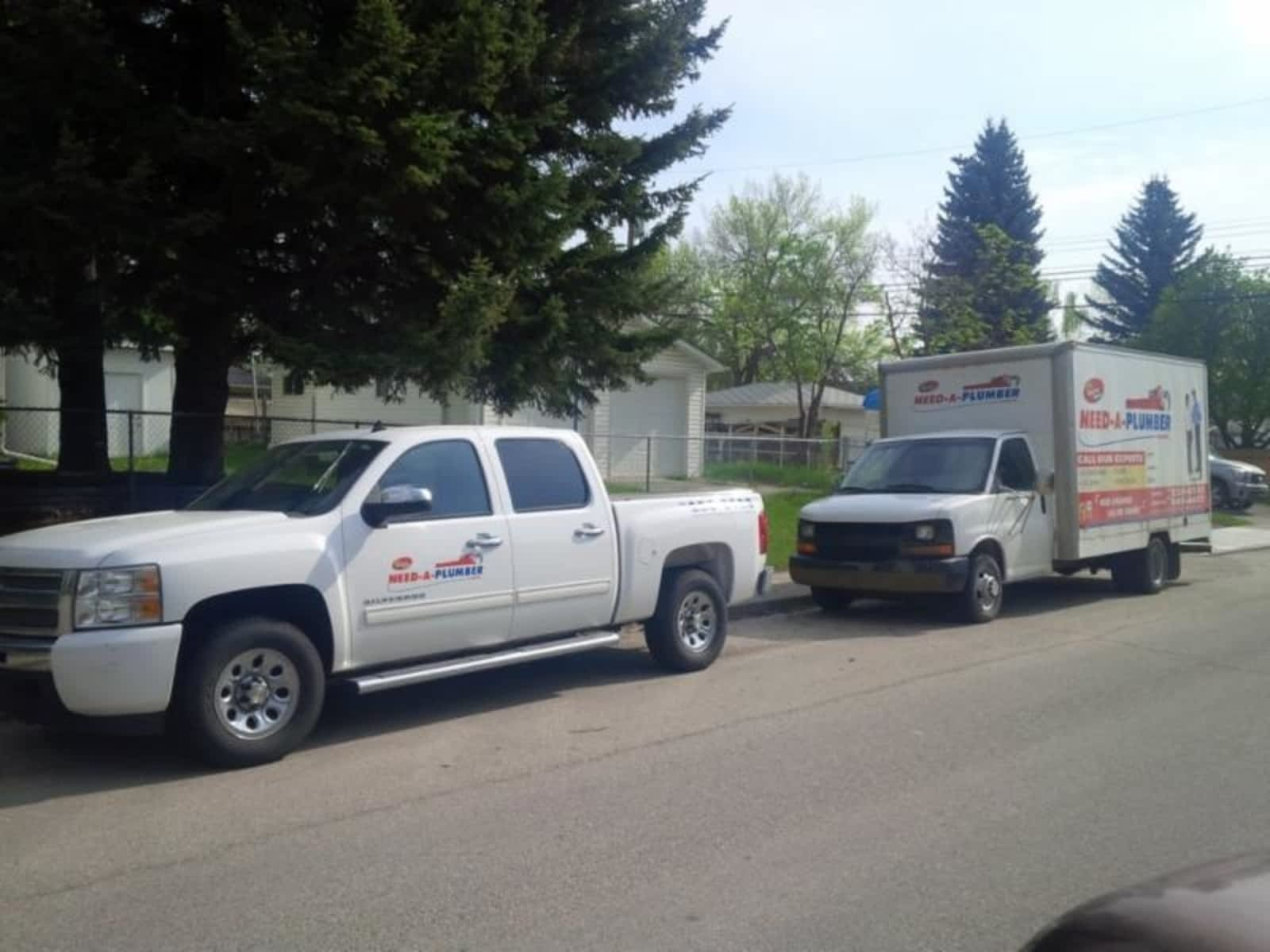 Need A Plumber Canada