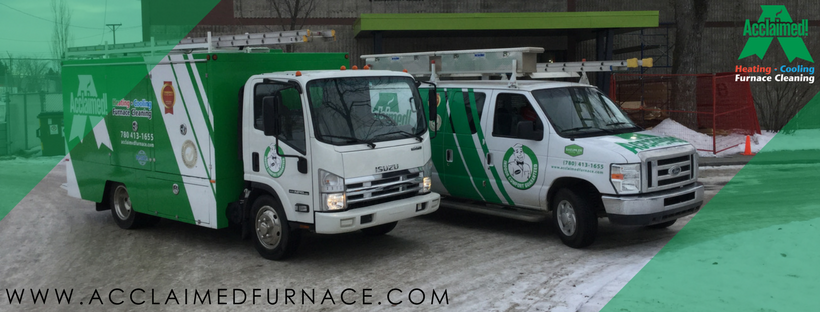 Acclaimed! Heating, Cooling & Furnace Cleaning