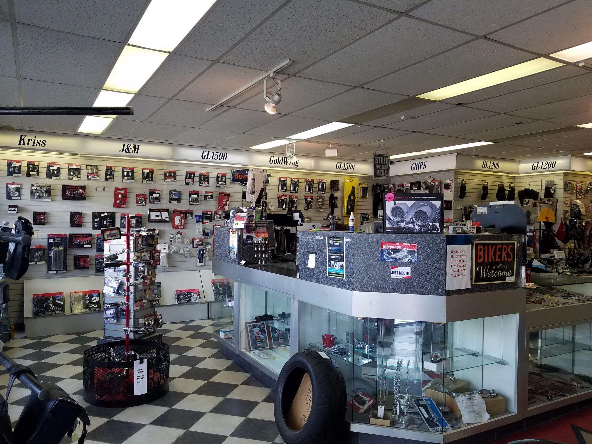 Andre's Motorcycle Accessory Centre