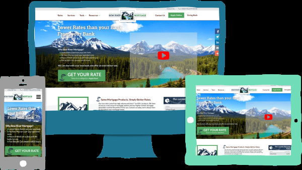 Bow River Web Design