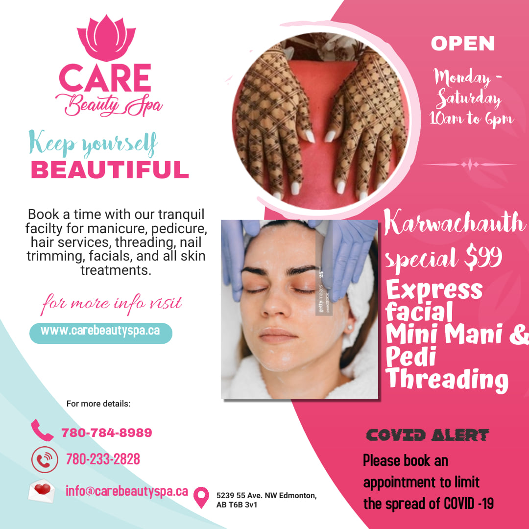 Care Beauty Spa & Hair