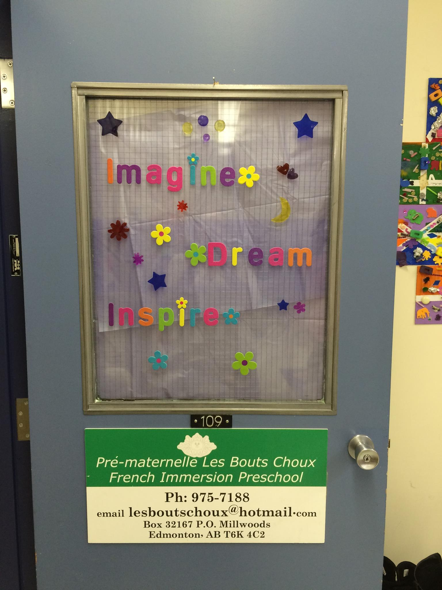 Les Bouts D'Choux French Immersion Preschool