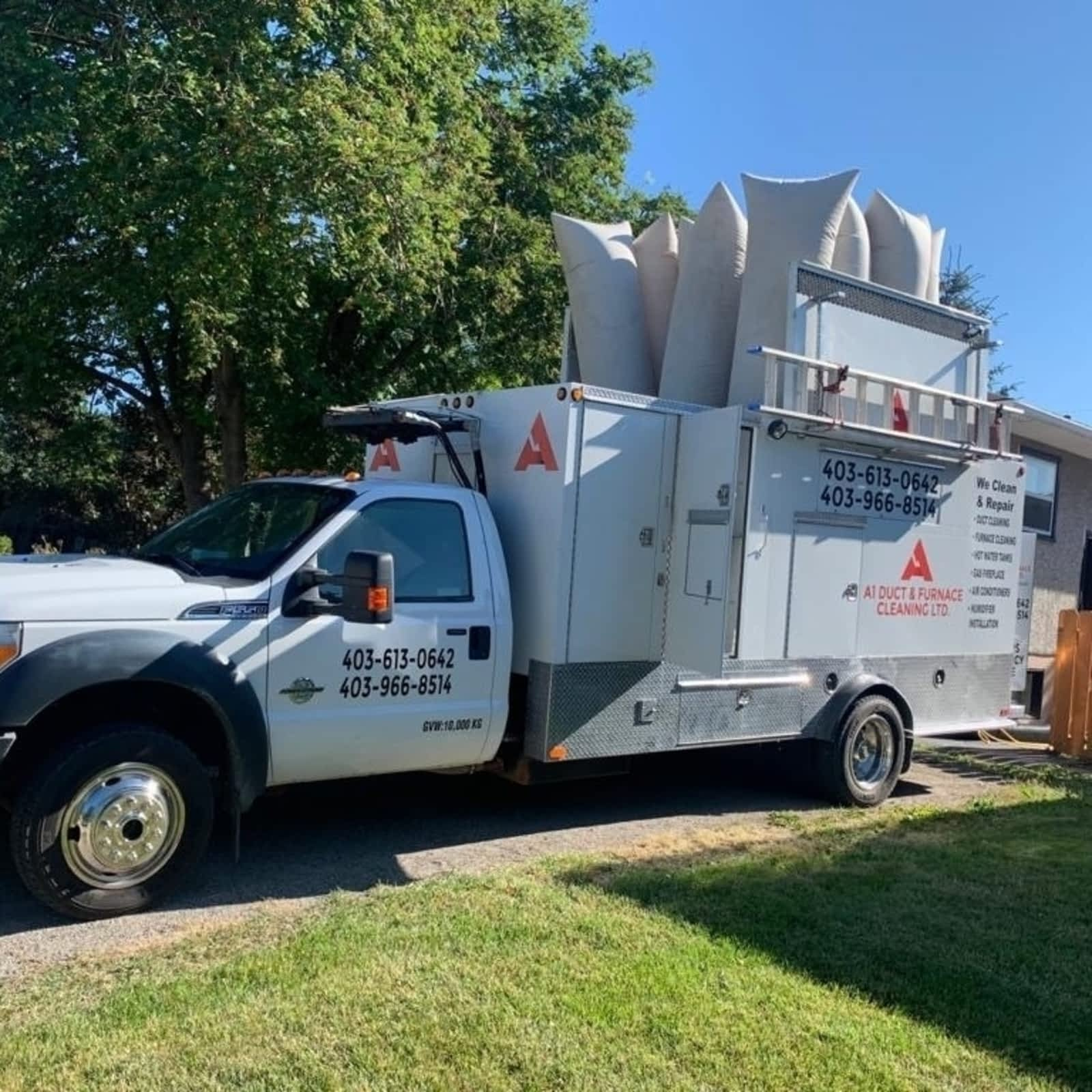 A1 Duct & Furnace Cleaning