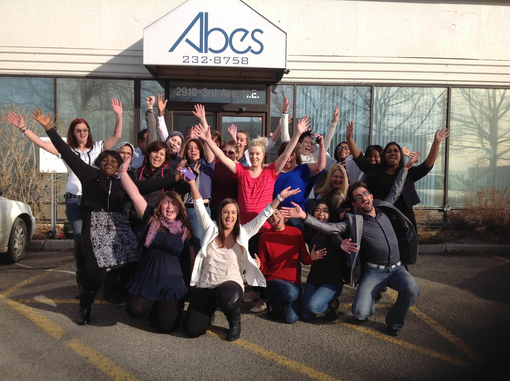 ABES College – Alberta Business Education Services