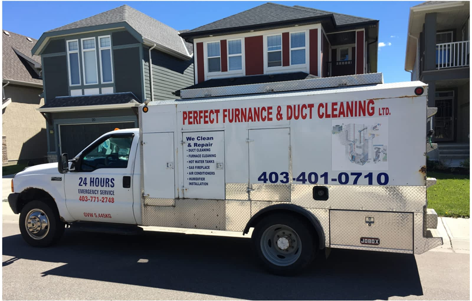 Perfect Furnace & Duct Cleaning Ltd