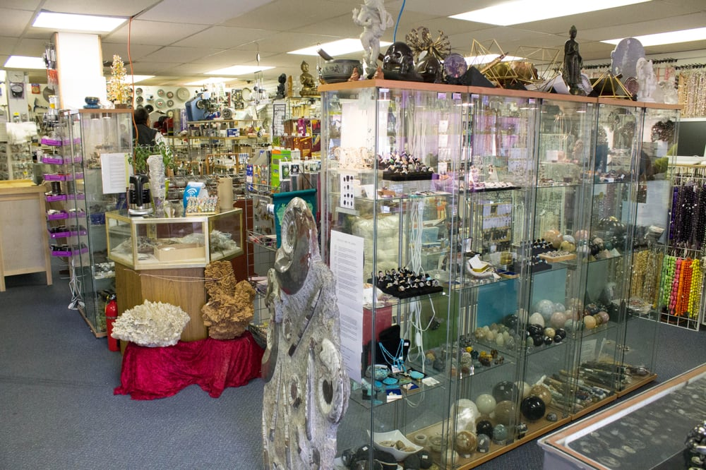 The Rock and Gem Shop