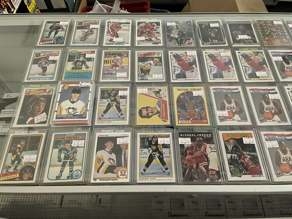 Sports Cards For Sale $5.00