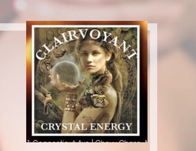 Crystal Energy -Psychic Chevy Chase