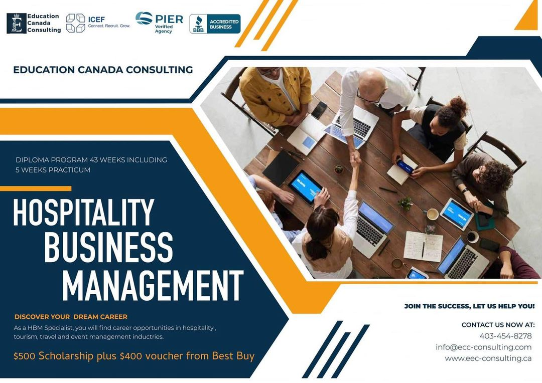 Welcome to ECC – Education Canada Consulting!